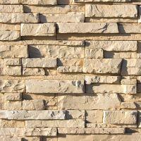 Искусственный камень White Hills Уайт Клиффс 152-10 серо-бежевый