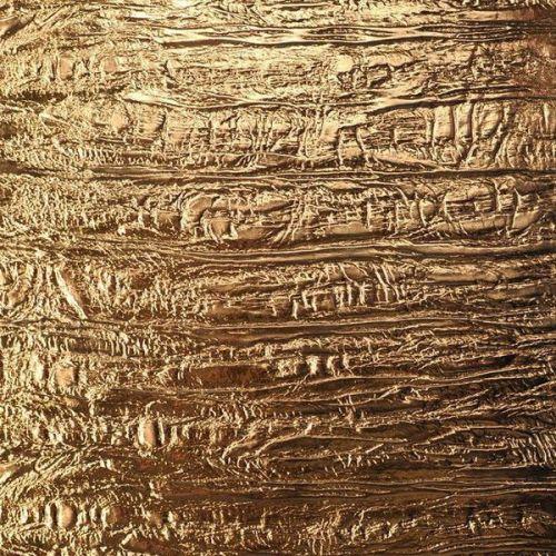 Стеновая панель Sibu Leather Line Persian Gold 2612х1000 мм