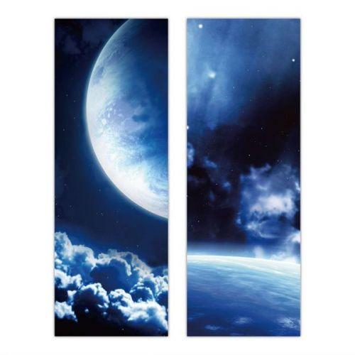 Фотообои виниловые на флизелиновой основе Decocode Космос 16-0500-IL 2х2,8 м