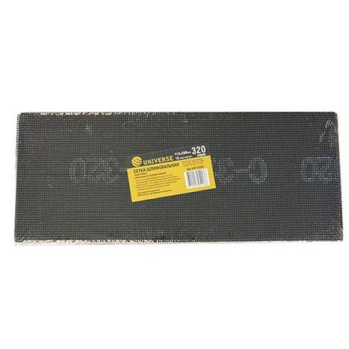Сетка шлифовальная Universe P320 115х280 мм