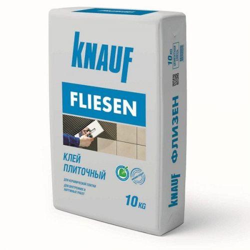 Клей для плитки Knauf Флизен 10 кг