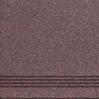 Ступень из керамогранита Estima Standard STc08 матовая 300х300 мм