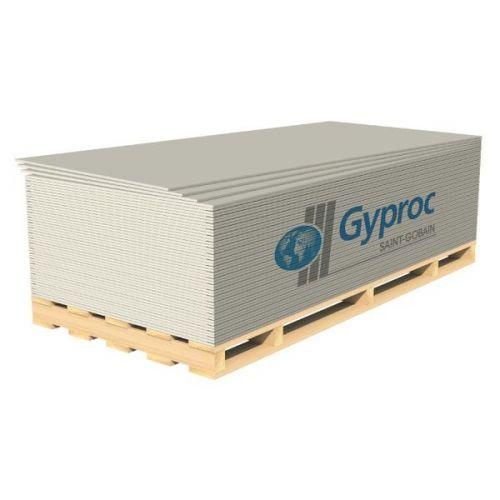 Гипсокартонный лист Gyproc Оптима 2500х1200х12.5 мм