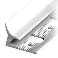 Профиль для плитки Progress Plast 01R внутренний угловой 7 мм