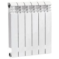 Радиатор алюминиевый General Hydraulic Lietex 500-96С 10 секций