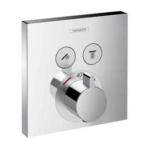 Термостат для душа Hansgrohe ShowerSelect 15763000