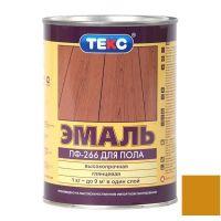 Эмаль Текс ПФ-266 Универсал золотисто-коричневая 1,0 кг