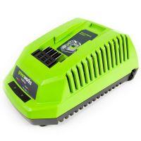 Зарядное устройство для аккумуляторов Greenworks 40V G40C