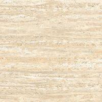 Керамогранит Idalgo Granite Stone Travertine Беж полированная глазурь 599х599 мм