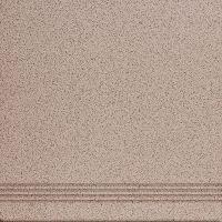 Ступень из керамогранита Estima Standard ST 02 матовая 400х400 мм