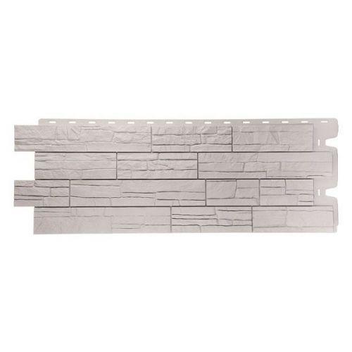Панель фасадная Docke Stein Milchenstein Камень Молочный 1196х426 мм