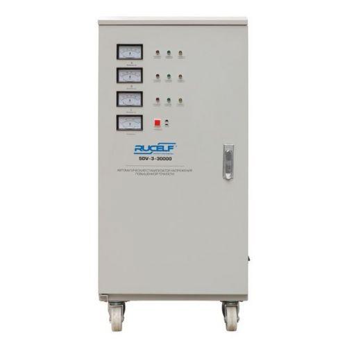 Стабилизатор напряжения RUCELF SDV-3-30000