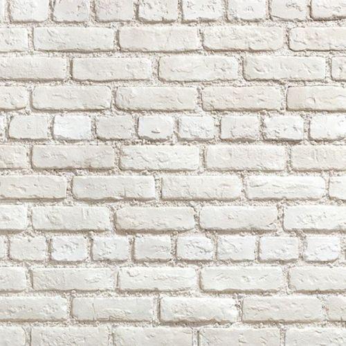 Кирпич декоративный KR Professional Античный кирпич 32620 тычковый белый
