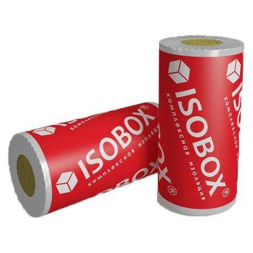 Базальтовая вата Isobox Теплоролл 5000х1200х50 мм 2 штуки в упаковке