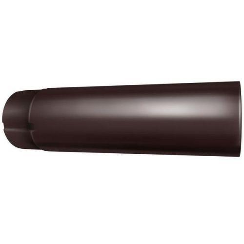 Труба водосточная Grand Line D150/100х3000 мм RAL 8017 коричневая