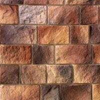 Искусственный камень White Hills Шинон 410-40 коричневый