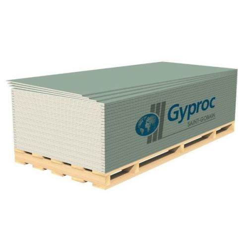 Гипсокартонный лист Gyproc Аква Лайт 2500х1200х9.5 мм