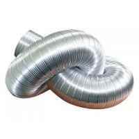 Воздуховод алюминиевый гофрированный TDM SQ1807-0064 100х3000 мм