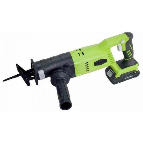 Пила сабельная аккумуляторная Greenworks G24RS без аккумулятора и зарядного устройства