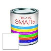 Эмаль Colorist ПФ-115 0,9 кг глянцевая белая