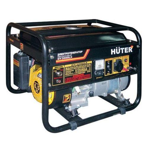 Электрогенератор бензиновый Huter DY3000LX 64/1/10