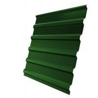 Профнастил С20 Grand Line Optima Pe 0,45 мм RAL 6002 лиственно-зеленый