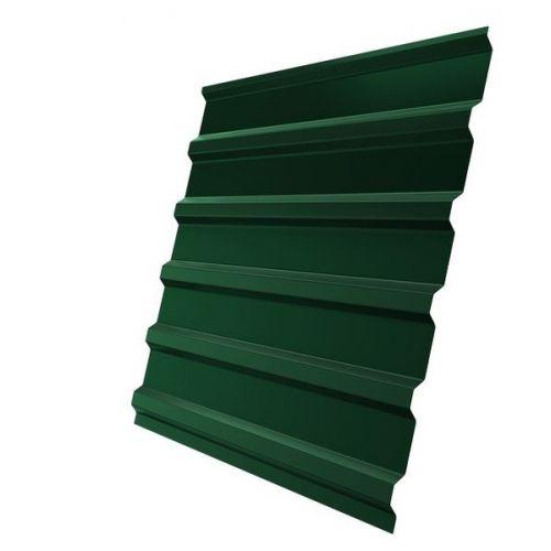 Профнастил С20 Grand Line Optima Pe 0,7 мм RAL 6005 зеленый мох