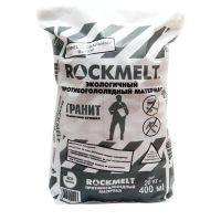 Противогололедный реагент Rockmelt Гранитная крошка 20 кг