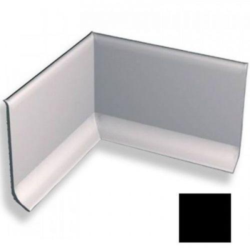 Угол внутренний для плинтуса ПВХ Progress Plast RIBFN 60 черный