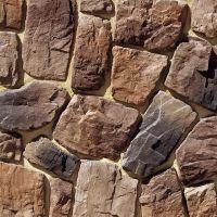 Искусственный камень White Hills Рока 612-90 песочно-коричневый