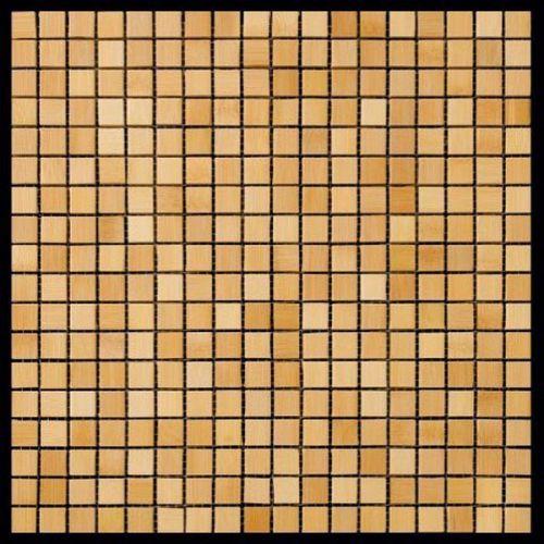 Мозаика из бамбука Natural Bamboo BM-10-15
