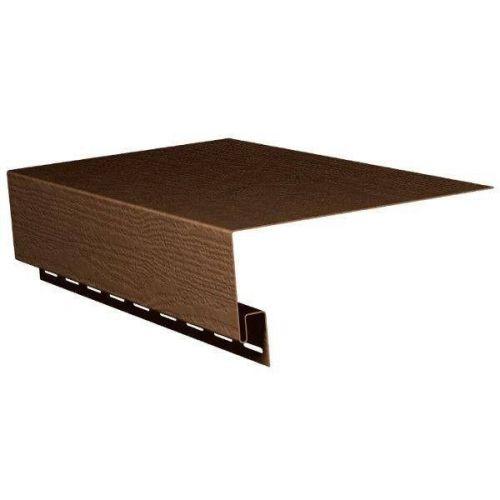 Планка околооконная Grand Line коричневая 3100 мм