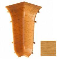 Угол внутренний для плинтуса ПВХ T.рlast 063 Дуб Золотой 1 штука