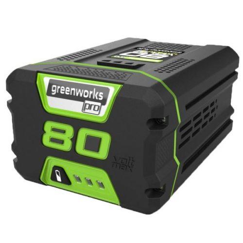 Аккумулятор Greenworks G80B4