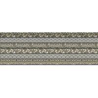 Вставка керамическая Уралкерамика Melissa DWU11MLS708 600х200х9 мм