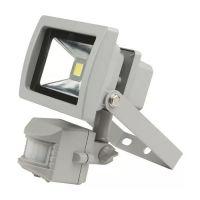 Прожектор светодиодный с датчиком движения Uniel ULF-S21-10W/DW Sensor IP54 110-240В