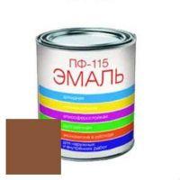 Эмаль Colorist ПФ-115 20 кг коричневая