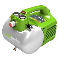 Компрессор электрический Greenworks GAC6L 300W