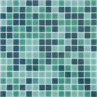 Мозаика из стекла для бассейна Alma Mix 20 мм CES/109
