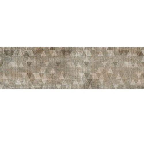 Керамогранит Idalgo Granite Wood Ego Декор Серый структурный 1200х599 мм
