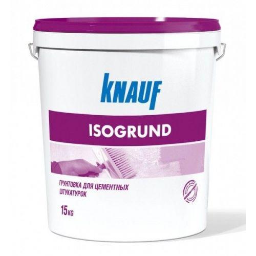 Грунтовка Knauf Изогрунд 15 кг