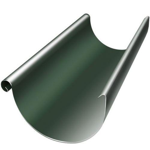 Желоб водосточный Grand Line D125/90х3000 мм RR11 темно-зеленый