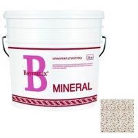 Штукатурка мраморная декоративная Bayramix Mineral 833 25 кг