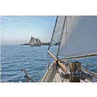 Фотообои бумажные Komar Sailing 8-526 3,68х2,54 м