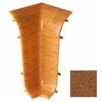 Угол внутренний для плинтуса ПВХ T.рlast 086 Мрамор 1 штука