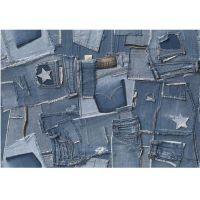 Фотообои бумажные Komar Jeans 8-909 3,68х2,54 м