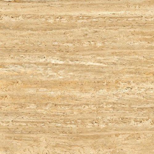Керамогранит Idalgo Granite Stone Travertine Медовый полированная глазурь 599х599 мм