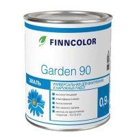 Эмаль алкидная Finncolor Garden 90 9 л