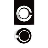 Фотообои виниловые на флизелиновой основе Decocode Пара 91-0474-UB 0,91х2,11 м