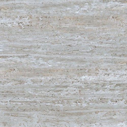 Керамогранит Idalgo Granite Stone Travertine серый полированная глазурь 1200х1200 мм